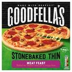 Goodfella's Stonebaked Thin Meat Feast 345g