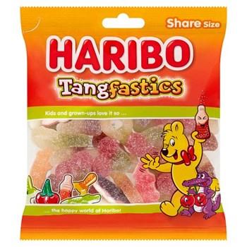 HARIBO Tangfastics Bag 190g
