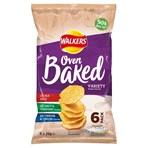 Walkers Oven Baked Variety Multipack Snacks 6 x 25g