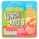 Dairylea Lunchables Ham 'n' Cheese 83.4g