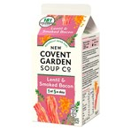 New Covent Garden Soup Co. Lentil & Smoked Bacon 560g