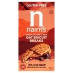 Nairn's Chocolate Chip Oat Biscuit Breaks 160g