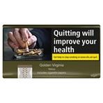 Golden Virginia Yellow Includes Cigarette Papers 50g