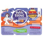 Petits Filous Strawberry and Apricot Fromage Frais 6 x 47g (282g)