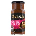 Sharwood's Black Bean & Red Pepper Chinese Cooking Sauce 425g