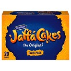 McVitie's Jaffa Cakes Original Twin Pack Biscuits 20 Pack