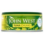 John West Tuna Chunks in Sunflower Oil 145g