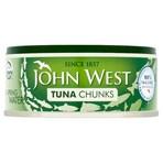 John West Tuna Chunks in Spring Water 145g