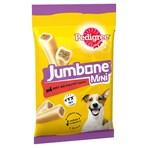 Pedigree Jumbone Mini Adult Small Dog Treats Beef & Poultry 4 Chews 160g