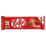Kit Kat 2 Finger Milk Chocolate Biscuit Bar Multipack 9 Pack