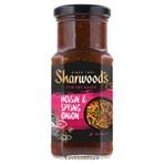 Sharwood's Hoisin & Spring Onion Stir Fry Cooking Sauce 195g