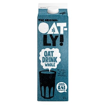 Oatly Oat Drink Whole Chilled 1 Litre