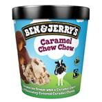 Ben & Jerry's Caramel Chew-Chew Ice Cream 465 ml