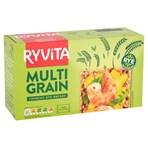Ryvita Multi Grain Crunchy Rye Crispbreads 6 x 42g (250g)