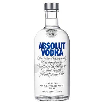 Absolut Original Swedish Vodka 70cl