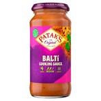 Patak's The Original Balti Cooking Sauce 450g