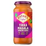 Patak's The Original Tikka Masala Cooking Sauce 450g