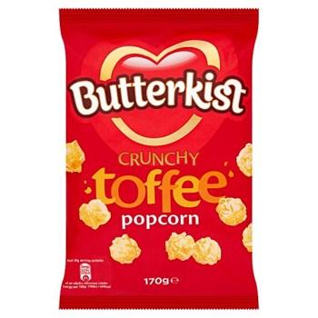 Butterkist Crunchy Toffee Popcorn 170g