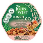 John West Lunch on the Go Moroccan Style Salmon Salad 220g