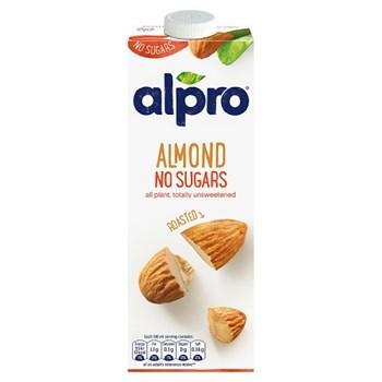 Alpro Almond No Sugars Long Life Drink 1L