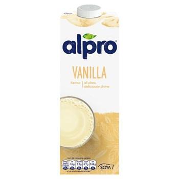 Alpro Soya Vanilla Long Life Drink 1L