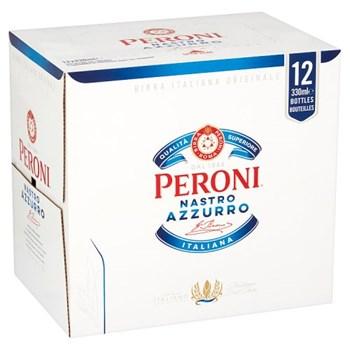 Peroni Nastro Azzurro 12 x 330ml
