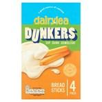 Dairylea Dunkers Breadsticks 4 Pack 188g