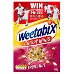 Weetabix Crispy Minis Fruit & Nut Cereal 600g