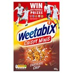 Weetabix Crispy Minis Chocolate Chip Cereal 600g