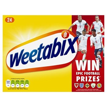 Weetabix Cereal 24 Pack
