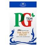 PG tips Decaffeinated Tea Bags 180