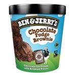 Ben & Jerry's Chocolate Fudge Brownie Ice Cream Pint 465 ml