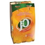 J2O Orange & Passionfruit 4x275ml