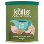 Kallo Low Salt Organic Gravy 160g