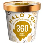 Halo Top Chocolate Chip Cookie Dough 473ml