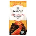 Taylors of Harrogate Hot Lava Java Ground Roast Coffee 227g
