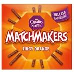 Quality Street Zingy Orange Matchmakers 120g