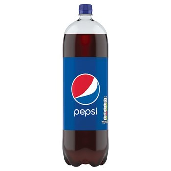 Pepsi Cola Bottle 2L