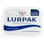 Lurpak Slightly Salted Spreadable Blend of Butter and Rapeseed Oil 500g