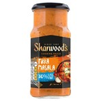 Sharwood's Tikka Masala 30% Less Fat Curry Sauce 420g