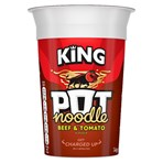 Pot Noodle Beef & Tomato King 114 g