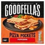 Goodfella's Pizza Pockets Pepperoni 250g