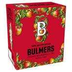 Bulmers Crushed Red Berries & Lime Cider 6 x 500ml Bottles