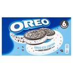 Oreo Ice Cream Sandwich 6x55ml