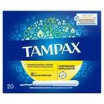 Tampax Regular Tampons With Cardboard Applicator X 20