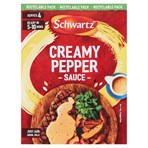 Schwartz Creamy Pepper Sauce Mix 25g
