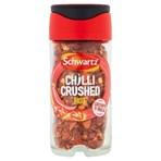 Schwartz Crushed Chilli Flakes 29g