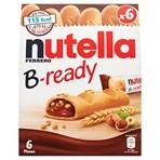 NUTELLA® B-ready 132g - 6 bars x 22g