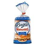 Warburtons 5 Original Soft & Sliced Bagels