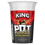 Pot Noodle Bombay Bad Boy King 114 g